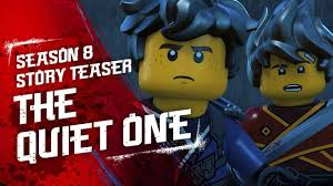 The Quiet One - LEGO NINJAGO - Season 8 Teaser - YouTube