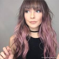 mauve hair conoce el color fantasía