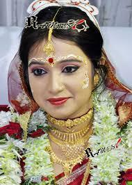 bengali bridal makeup artist in