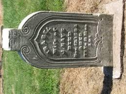 """Isabel """"Ibbie"""" Crail Hays (1786-1864) - Find A Grave Memorial"""