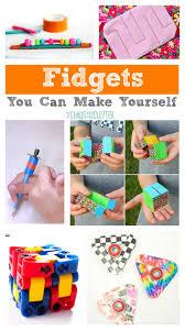 fidgets you can make yourself