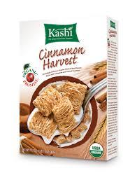 kashi cinnamon harvest review
