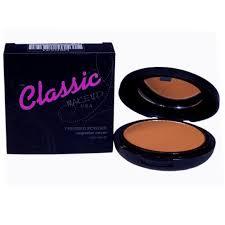 clic makeup pressed powder