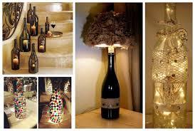 diy bottles home decorating ideas diy