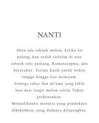 pin by siti ayong on poem quotes rindu inspirational quotes
