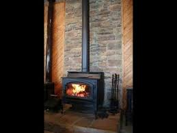 wood stove chimney pipe installation