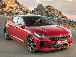 The New Kia Stinger Is Cheaper To Lease Than A Chevrolet Camaro ...