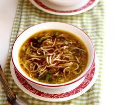 Veg Manchow Soup