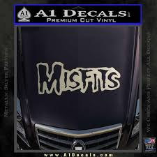 Misfits Rock Band Vinyl Decal Sticker Dh A1 Decals