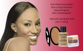 black opal cosmetics and foundations