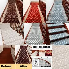 non skid rugs for stairs stair carpet