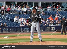 Aaron Bummer Pitcher Chicago White Sox Peoria Sports Complex Peoria – Stock  Editorial Photo © galecophoto #248187998