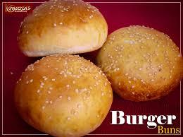 burger buns fauzia s kitchen fun