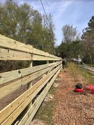 Fence Installation Repair Morris Garden