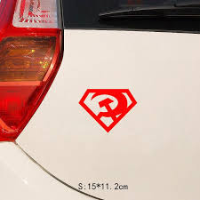 Metvi Car Stickers Communist Party Logo Vinyl Sticker Auto Decor Accessories Waterproof Decal Buy At A Low Prices On Joom E Commerce Platform