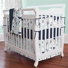 mini crib bedding portable crib