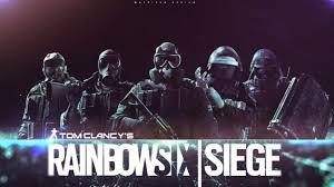 rainbow six siege digital wallpaper