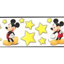 mickey mouse wallpaper border 33