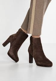 women pier one high heeled ankle boots