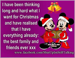 i have the best family and friends disney christmas quote pictures