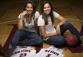 NM State Conquers WAC Tournament; Abby Scott (Warm Springs) and ...