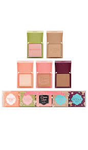 benefit cosmetics cheek chions set