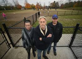 Neighbours Unhappy With New Fenced In Dog Park 5 Photos Guelphtoday Com
