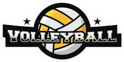Volleyball Car Stickers And Decals