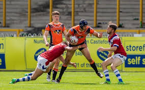 Warrington Wolves Sign Luis Johnson from Castleford Tigers | news ...