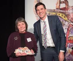 Glen McDonald, a name that spells inclusion, Arts Access Aotearoa