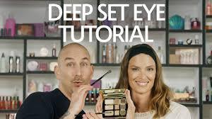 deep set eye tutorial sephora you