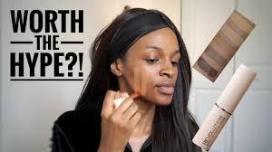 new makeup revolution foundation stick