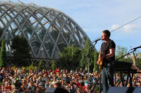 denver botanic gardens summer concert