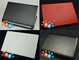 Laptop Protector Carbon Fiber Sticker Skin Cover For Dell Inspiron 15 5568 15 6 Ebay