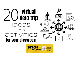 virtual field trip ideas and activities