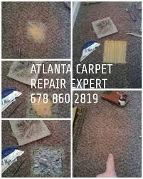 photos for atlanta carpet repair expert