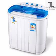 Máy giặt mini 2 lồng giặt kiêm chế độ vắt nhanh 4,5kg