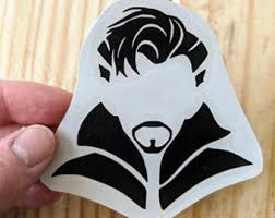 Doctor Strange Decal Etsy