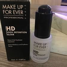 hd elixir makeup forever review
