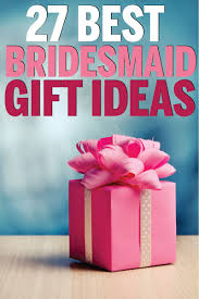 27 unique bridesmaid gifts your besties