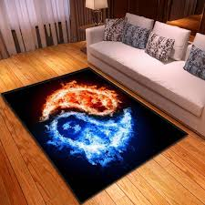 3d Printing Wild Tiger Carpet For Living Room Soft Kid Play Room Area Rug Bedroom Children Play Crawling Floor Mat Quality Mat Aliexpress