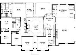 ranch house plan 4 bedrooms 3 bath 3231