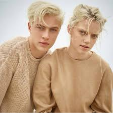 baes, lucky blue smith and pyper america - image #3111342 on Favim.com