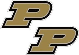 Amazon Com Craftique Purdue Decal Sports Outdoors