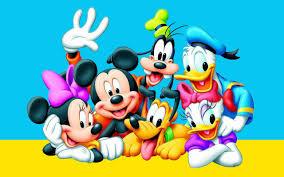 daisy duck mickey mouse goofy