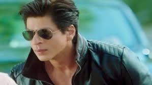 shah rukh khan black jacket look janam