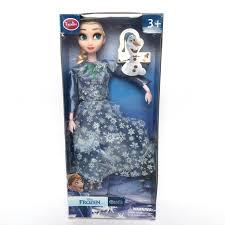 Đồ chơi cho bé gái Búp bê Nữ hoàng băng giá ELSA và Olaf (FROZEN ...
