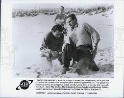Rita Morley Martin Kosleck Byron Sanders Flesh Eaters Movie 1964 vintage  promo photo print | Historic Images