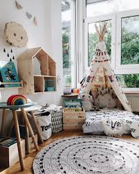 Bohemian Kids Room Designs That Feature Cheerfulness