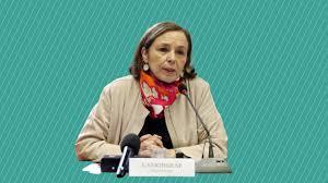 Il ministro dell'Interno Luciana Lamorgese è l'antagonista ...